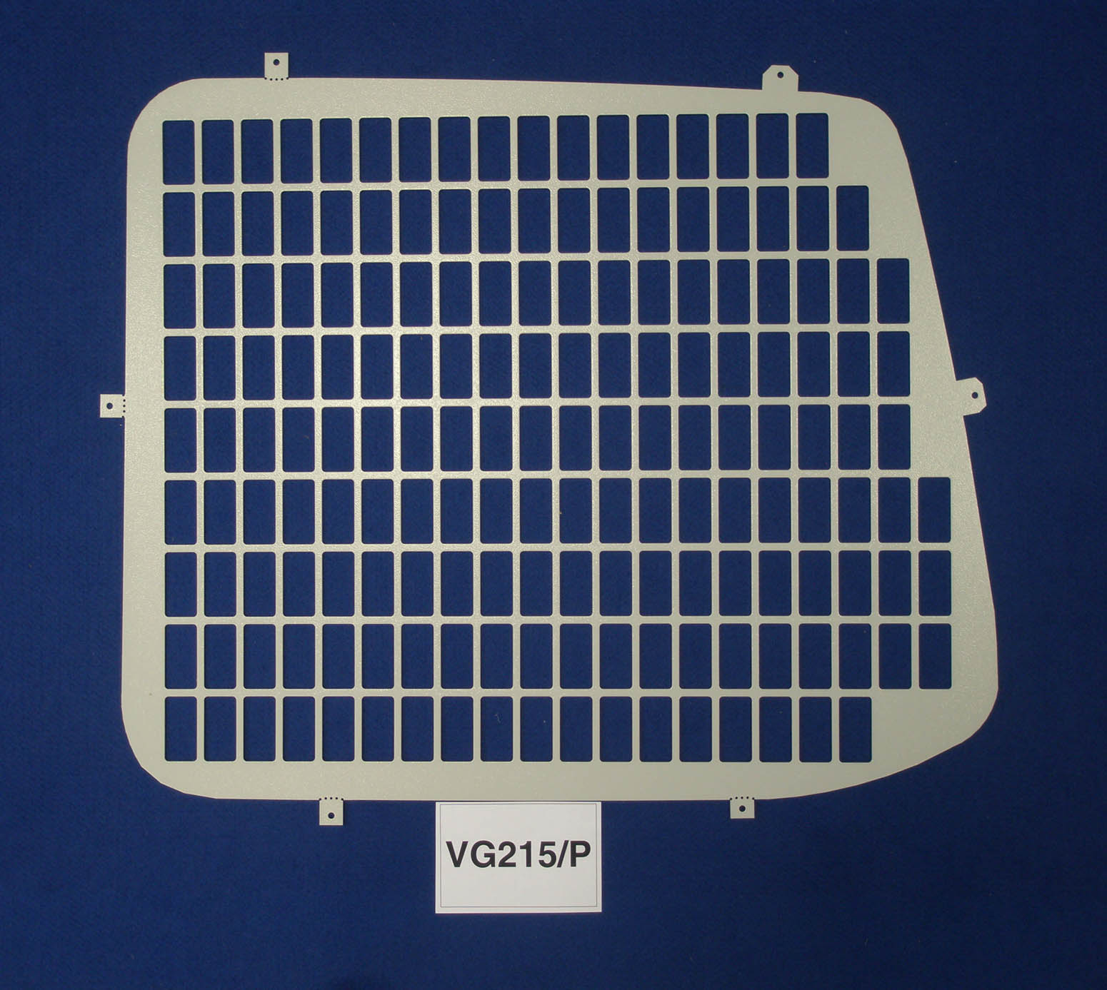 Van Accessories Window Grilles Blanks Available For