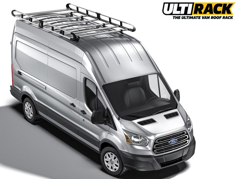 Van Accessories Ulti Roof Racks Available For Transit